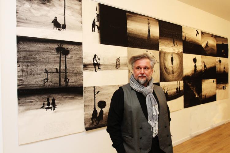 Herbarium Collection - Artists - Kiril Cholakov - Selected works 1
