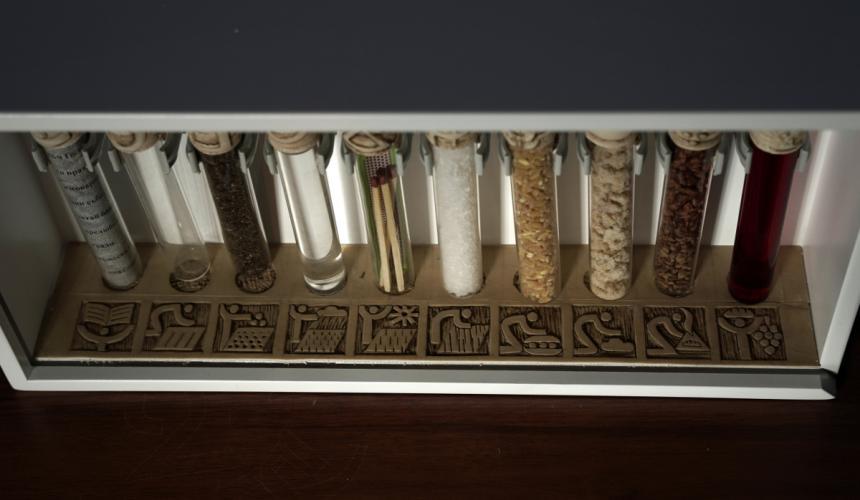 Herbarium Collection - Artists - Cvetan Krastev - Selected works 1