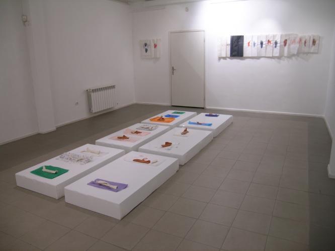 Herbarium Collection - Artists - Leda Starcheva - Selected works 3