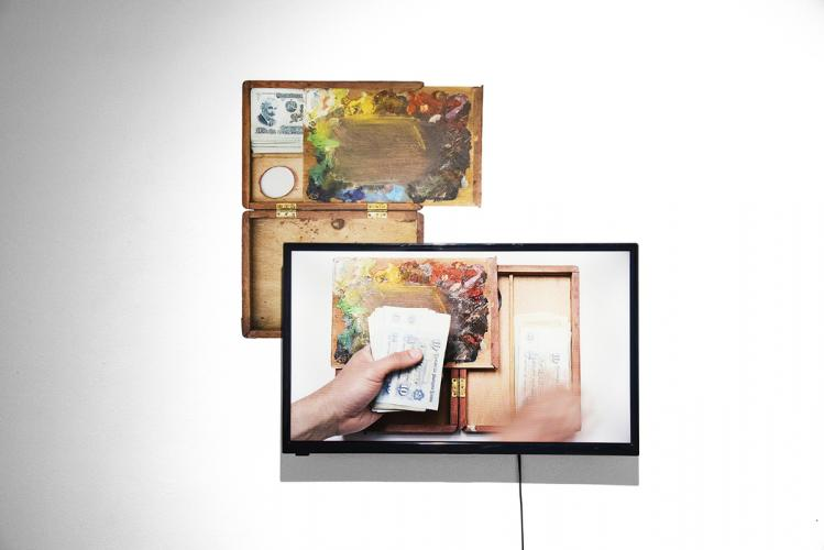 Herbarium Collection - Artists - Radostin Sedevchev - Selected works 2